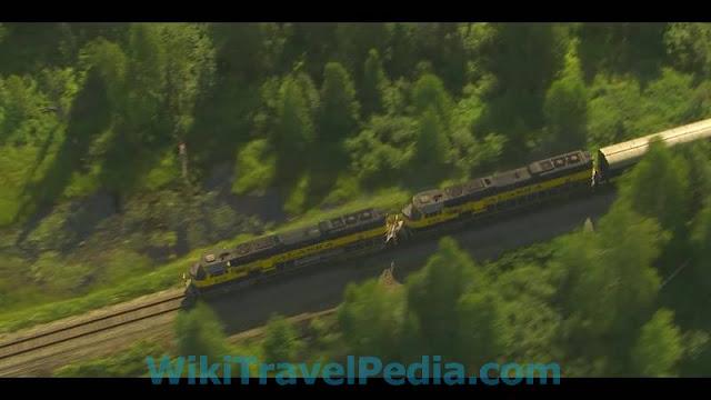 Anchorage Railroad tours