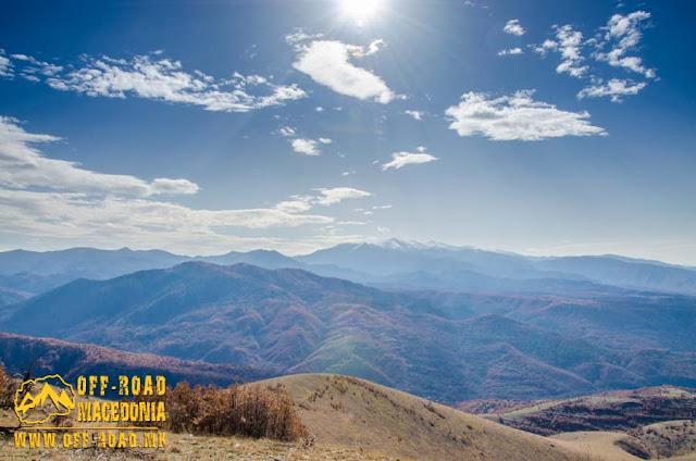 "View from ""Pandele"" peak near Polchishte village, Mariovo region, Macedonia"