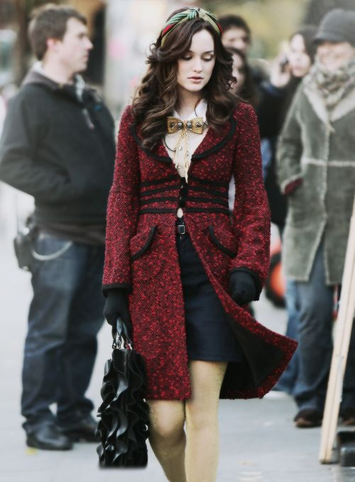 looks Blair Waldorf