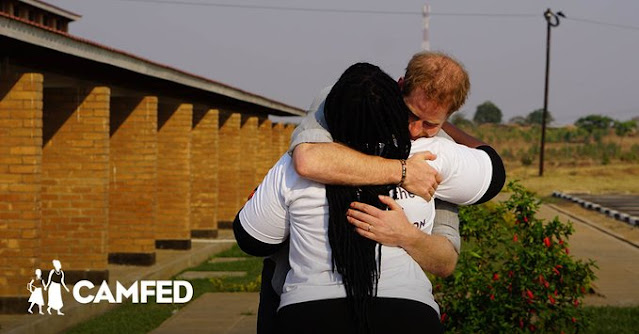 Harry and Meghan match the donations made to CAMFED in honour of their Birthdays