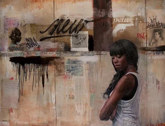 Канадский художник. Tim Okamura
