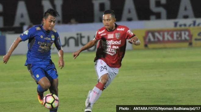 Persib Bandung vs Bali United 1-1 Highlights