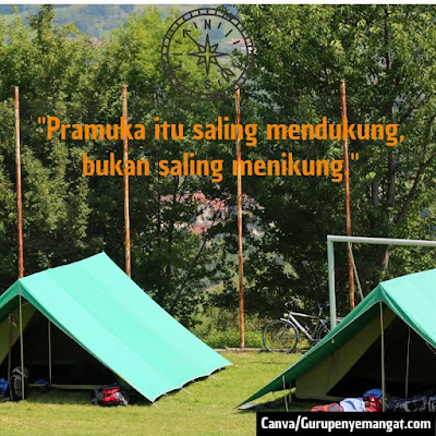 Gambar Ucapan Selamat Hari Pramuka Indonesia (7)