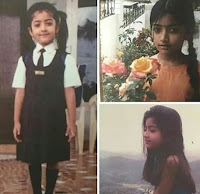 Rashmika Mandanna Childhood Photos
