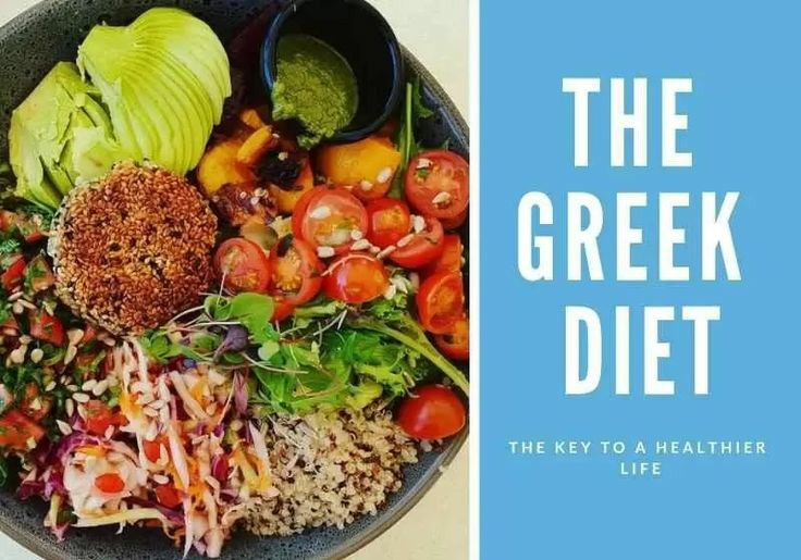 The Greek Diet - The Key To a Healthier Life