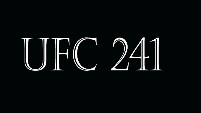 Watch UFC 241 Online Free