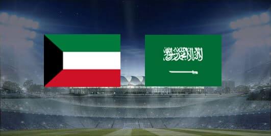 مباراة السعودية والكويت بتاريخ 27-11-2019 كأس الخليج العربي 24