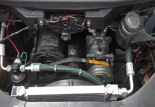 Động cơ ô tô điện Việt Nam