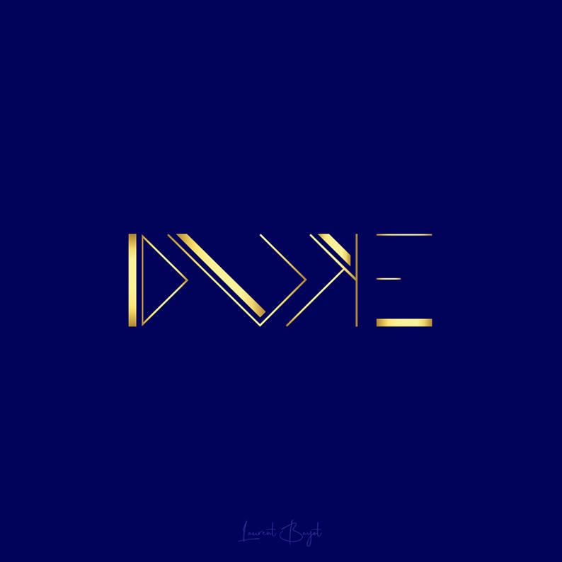 logo or restaurant luxe