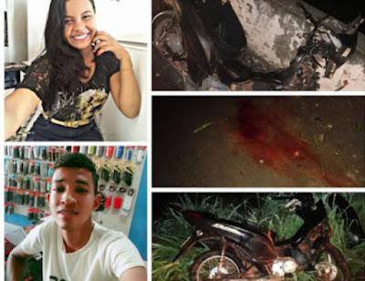 Jovem de Vargem Grande morre de acidente nesta sexta (03)