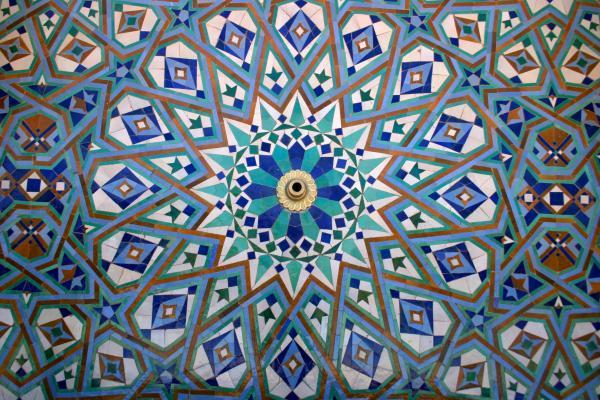Tetris Islamic Mosaics Amp Geometric Patterns