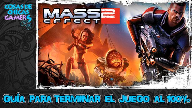 Guía Mass Effect 2 Legendary Edition para completar el juego al 100%