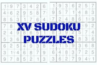 XV Sudoku Variation Puzzles