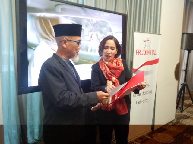 Prudential Indonesia Luncurkan Program PRUsyariah