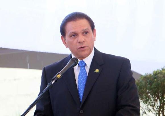 Daniel Rivera, como nuevo ministro de Salud Pública