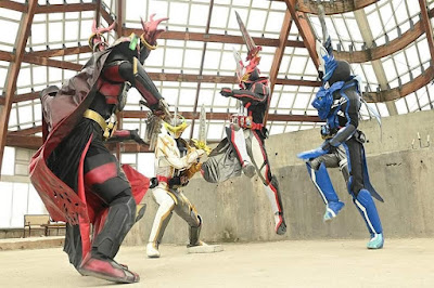 Kamen Rider Saber Final Episode Title & Description