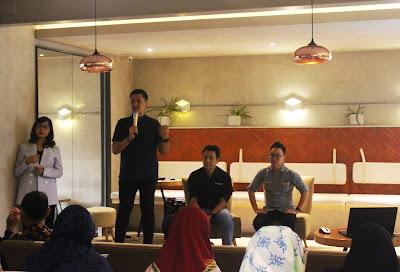 Acara Microsoft Blogger Gathering