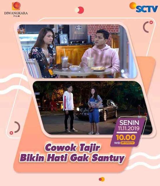 Daftar Nama Pemain FTV Cowok Tajir Bikin Hati Nggak Santuy SCTV Lengkap