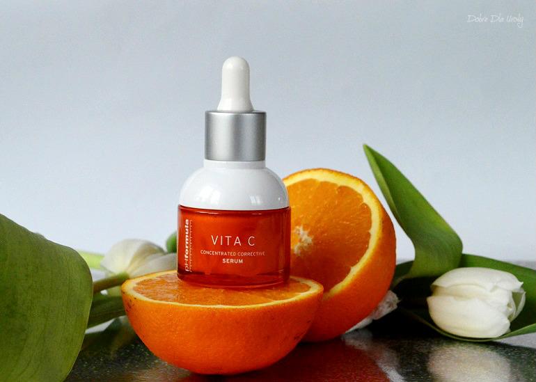 pH Formuła Vita C Serum Aktywne serum na bazie witaminy C recenzja