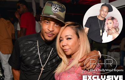 JUST BREAKING : Tiny Harris Has Filed For Divorce From Rapper T.I. !!