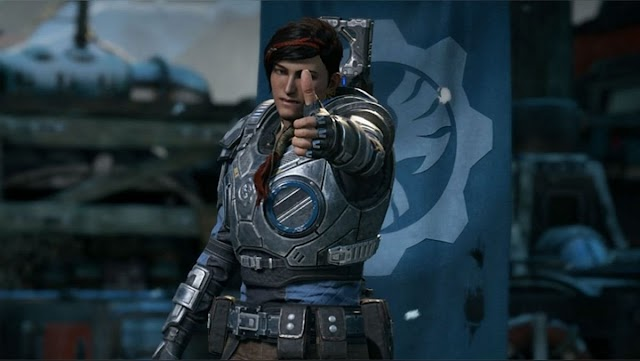 Gears 5 will add two new difficulty levels for the hardcore gamer.