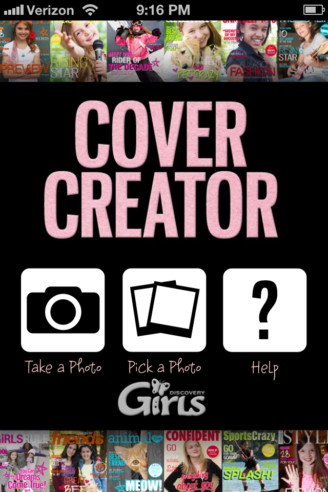 Discovery Girls Magazine Subscription - Just Marla | Orlando