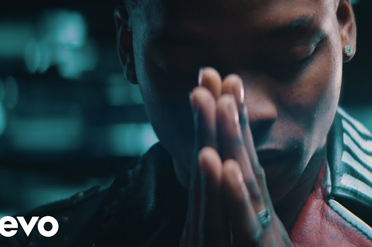 Watch: Calboy - Holy Water