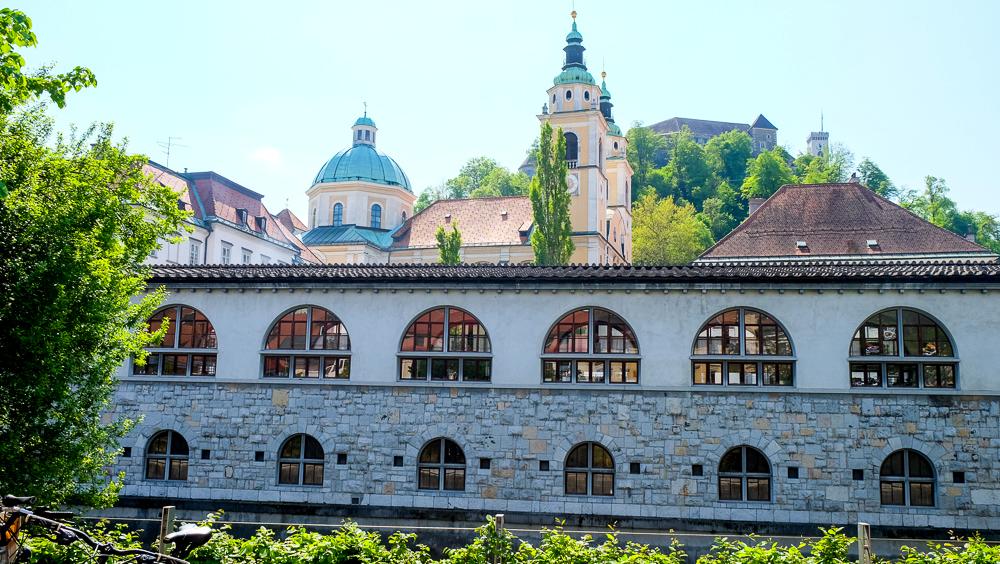 The Ljubljana Central Market
