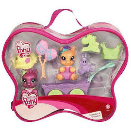 My Little Pony Cheerilee Newborn Cuties Playsets Purse 2-Pack G3.5 Pony