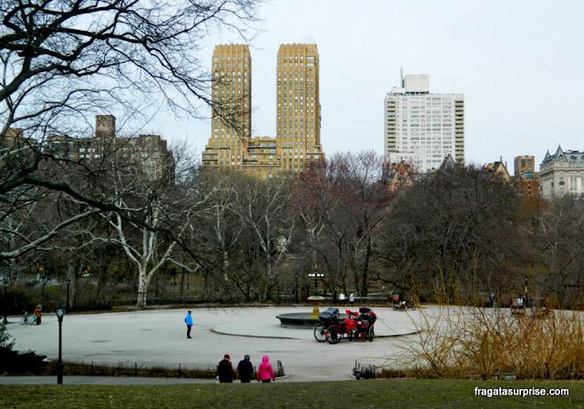 Cherry Hill, Central Park, Nova York