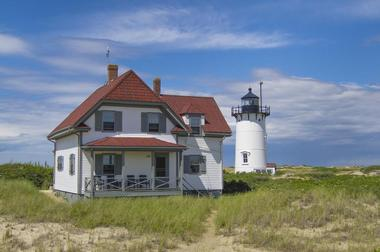 Race Point Beach & Lighthouse