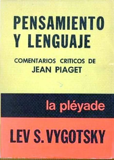 Pensamiento y Lenguaje - Teoría del desarrollo cultural de las funciones psíquicas