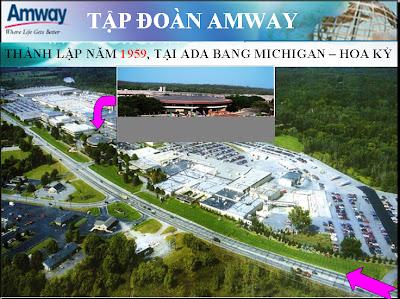 Tập Đoàn Amway International