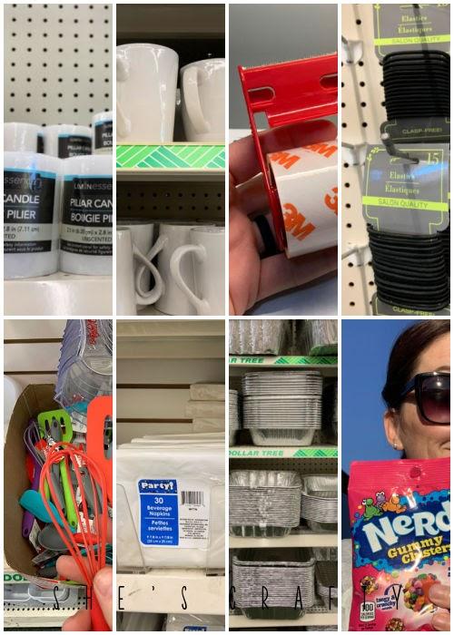 Favorite Supplies to buy at Dollar Tree