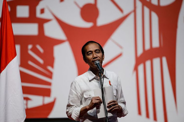 Jokowi Lepaskan Bantuan untuk Pengungsi Rohingya di Bangladesh