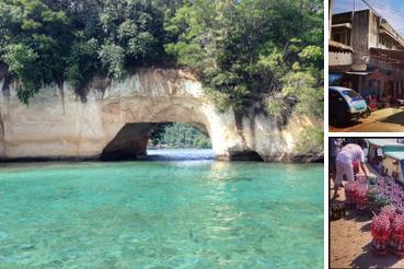 Selat Lembeh dan Pantai Wisata Murah di Manado