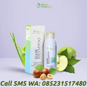Hair regrowth shampo mengobati rambut rontok