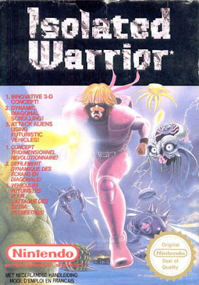 isolated warrior nes
