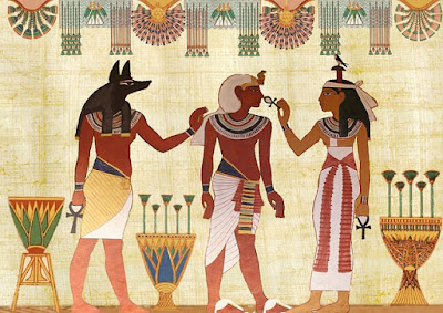 古代エジプト_食