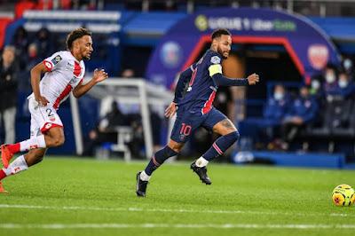 ملخص واهداف مباراة باريس سان جيرمان وديجون (4-0) الدوري الفرنسي
