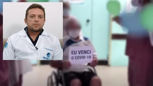Médico patoense alerta sobre equívocos no número de pacientes recuperados da Covid-19. Ouça