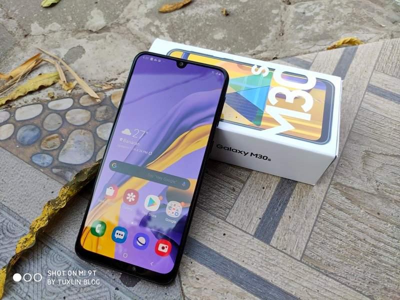 Review Samsung Galaxy M30s: Performa Kian Kencang, Stamina Luar Biasa