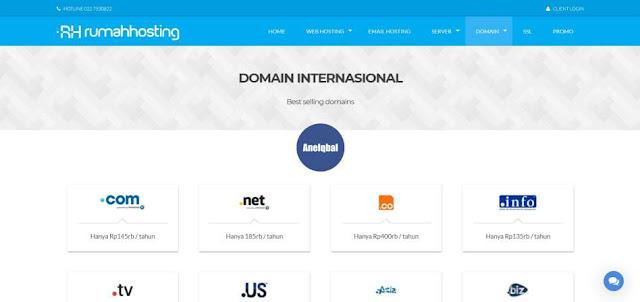 cara beli domain