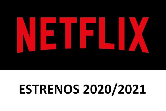 Series y películas originales que llegan a Netflix en 2020/2021