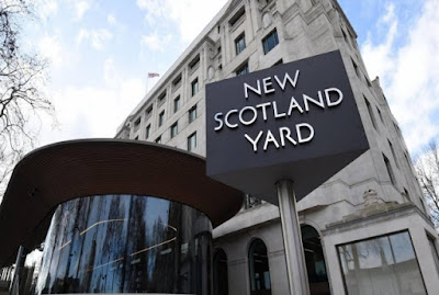 Museo del Crimen de Scotland Yard