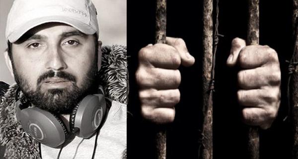 یوسف عمادی زندانی سیاسی و هنرمند دربند