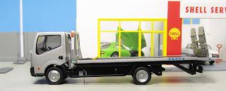 tomica limited vintage safety loader