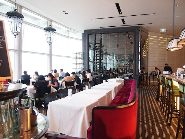 Sicikitchen: 一次滿意的法國飲食體驗-The French Window Brasserie and Bar