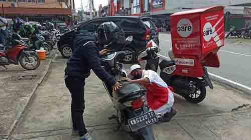 Honda Care Mudahkan Konsumen Service Dimana Saja