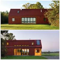 Desain Rumah Kebun Minimalis